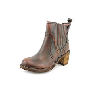 Rocket Dog Women's 'Edward' Leather Boots