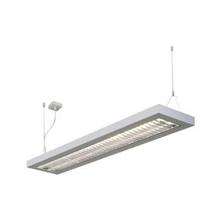 SLV Lighting Long Grill 2-light Pendant