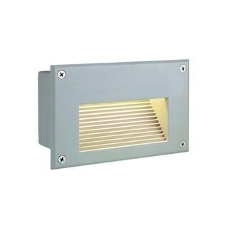 SLV Lighting Brick LED Downunder Single-light Wall Lamp