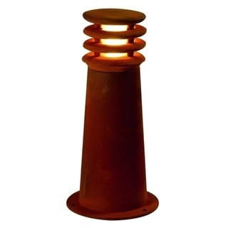 SLV Lighting Rusty 40 Bollard Fixture