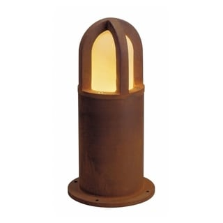 SLV Lighting Rusty Cone 40 Bollard Fixture