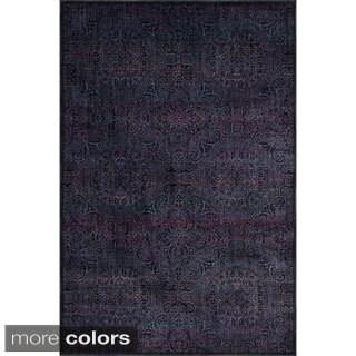 Skye Monet Multi Arabesque Rug (5'2 x 7'7)