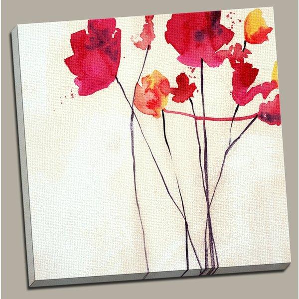 Shop Portfolio Canvas Decor \'Textile 53\' Large Framed Printed Canvas ...