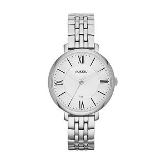 Fossil Women's ES3433 Jacqueline Stainless Steel Watch|https://ak1.ostkcdn.com/images/products/9585347/P16770511.jpg?impolicy=medium