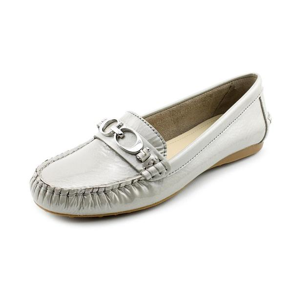 coach s fortunata patent leather casual shoes
