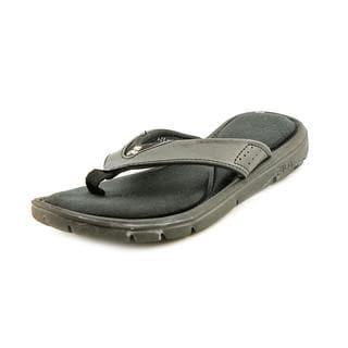 Fila Women's 'Amazen Memory Portal' Man-Made Sandals