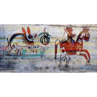 Marmont Hill - Handmade Kalimpong Fine Art Canvas Print