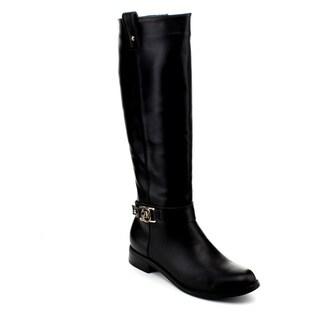 Reneeze Berry-06 Women's Knee-High Riding Boots