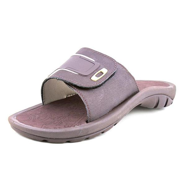 86f4d404ee Shop Oakley Men s  Supercoil 4  Man-Made Sandals (Size 6 ) - Free ...