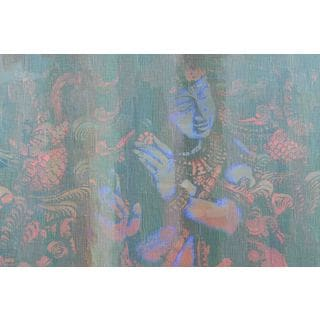 Marmont Hill - Handmade Chittoor Canvas Art