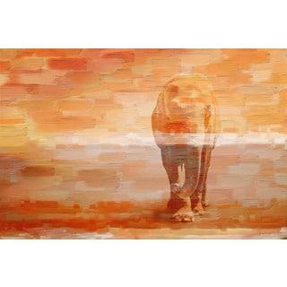 Marmont Hill - Handmade Eluru Canvas Art
