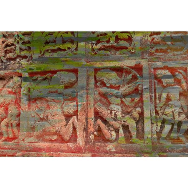 Marmont Hill - Handmade Gaya Canvas Art