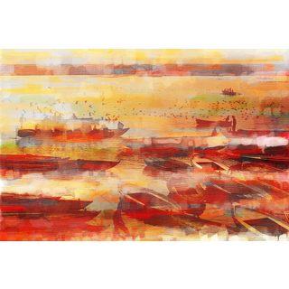 Marmont Hill - Handmade Ozar Canvas Art
