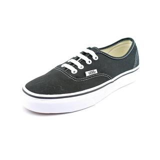 Vans Women's 'Authentic' Basic Textile Athletic Shoe (Size 12 )