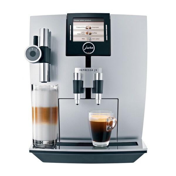Jura Capresso Impressa J9 One Touch Automatic Coffee Center Refurbished c9f3639e 7e7d 4799 a1bb 99b5d6c25442 600 Refurbished Jura Coffee Makers