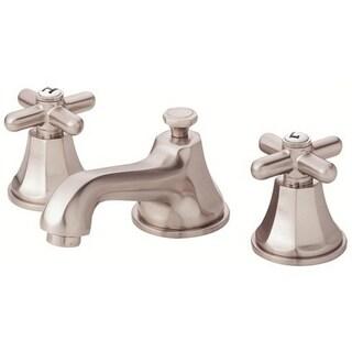 Danze Widespread Brandywood Brushed Nickel Faucet