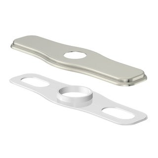 Danze 8-inch Centerset Cover Plate in Polished Chrome