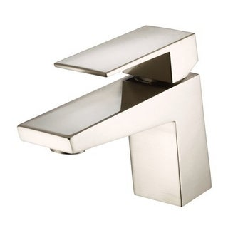 Danze Mid-Town Brushed Nickel Faucet with Touch-down Drain