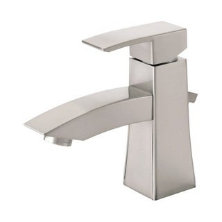 Danze Logan Square Polished Brushed Nickel Faucet