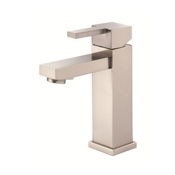 Danze Reef Brushed Nickel Faucet