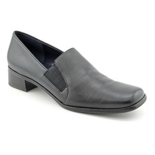 Trotters Women's 'Ash' Leather Dress Shoes - Extra Wide (Size 10 )