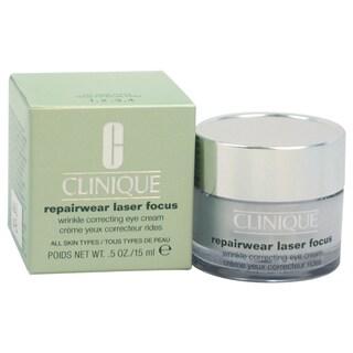 Clinique Repairwear Laser Focus Wrinkle Correcting 0.5-ounce Eye Cream