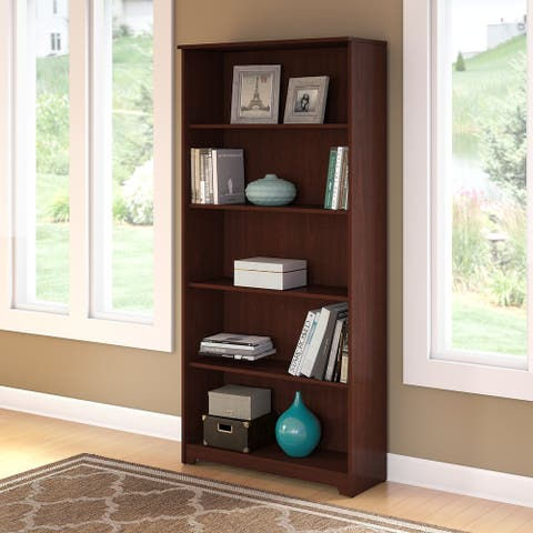 Copper Grove Daintree 5-shelf Bookcase.