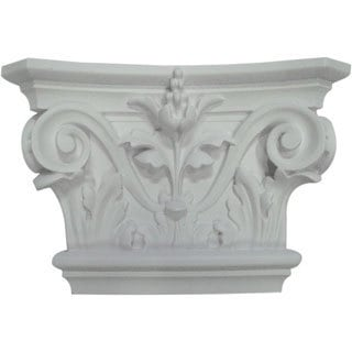 Capital for Pilaster or Millwork Accessory