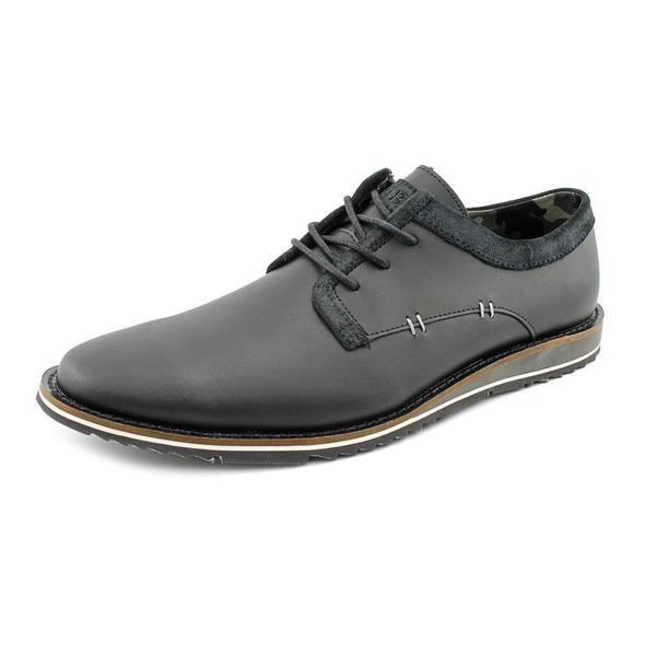 guess s horten leather casual shoes size 10