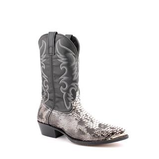 Laredo Men's '68067' Faux Leather Boots - Extra Wide (Size  10.5 )