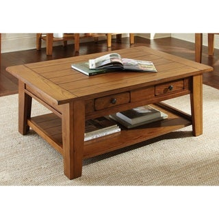 Livingston Craftsmen Coffee Table by Greyson Living