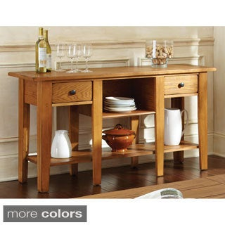 Livingston Display 2-drawer Sofa Table by Greyson Living