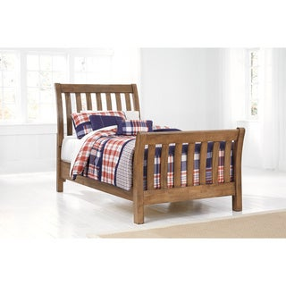 Signature Design by Ashley Birnalla Light Brown Youth Bed
