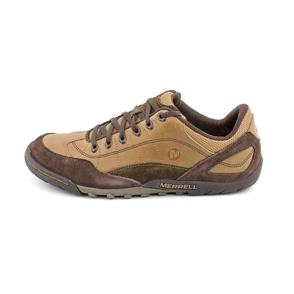 Shop Merrell Men's 'Sector Pike' Leather Athletic Shoe (Size