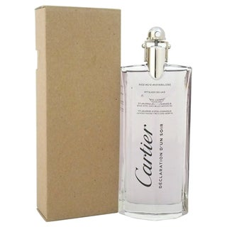 Cartier Declaration D'un Soir Men's 3.3-ounce Eau de Toilette Spray (Tester)