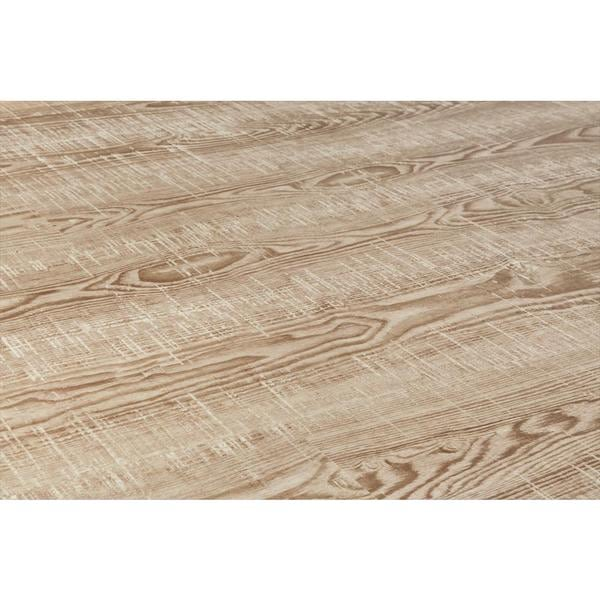 Vinyl Flooring Wood Reviews: Shop Vesdura Wood Vinyl Plank Flooring