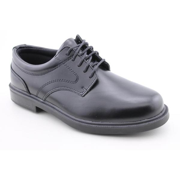 Deer Stags Men's 'Times' Leather Dress Shoes (Size 7.5 )