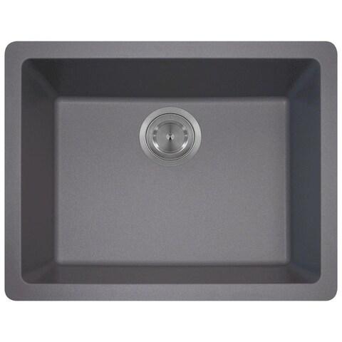808 Quartz Single Bowl Kitchen Sink