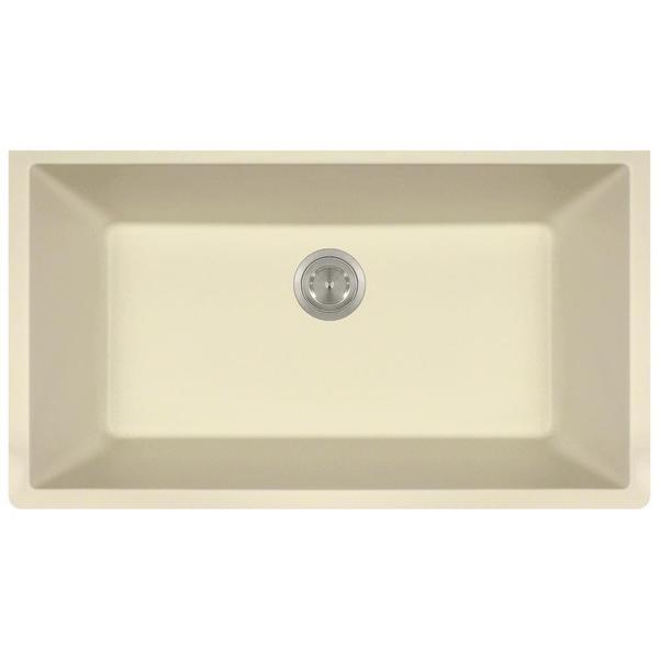 wonderful Mr Direct Kitchen Sinks Reviews #6: MR Direct 848 TruGranite Single Bowl Kitchen Sink
