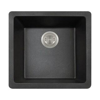 805 Composite Granite Single Bowl Kitchen Sink