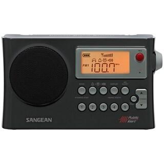 Sangean AM / FM / Weather Alert Portable Radio