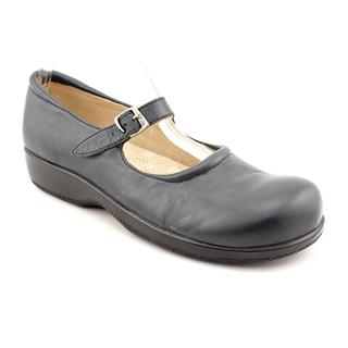 Softwalk Women's 'Jupiter' Leather Casual Shoes - Wide (Size 6 )