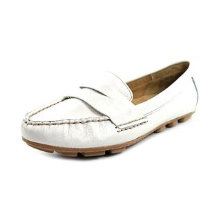 White Mountain Women's 'Skipper' Leather Casual Shoes (Size 8.5 )
