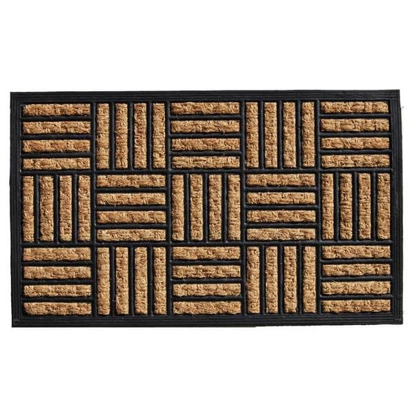 Baron Coir and Rubber Doormat (1'6 x 2'6)