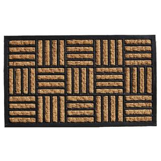 Baron Coir and Rubber Doormat (1'6 x 2'6)
