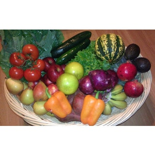 Weekly Subscription: My Organic Food Club Produce and Grocery Bundle