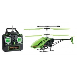 Glow in the Dark Hercules 15-inch Unbreakable 3.5CH RC Helicopter