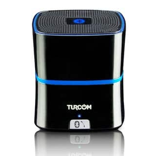Turcom Bluetooth 4.0 5W Super Bass Mini Portable Speaker with Microphone|https://ak1.ostkcdn.com/images/products/9596528/P16782629.jpg?impolicy=medium