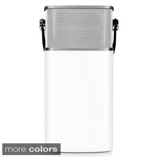 Latte DeLite LED Camping Lantern with Built-in Bluetooth Speaker (Option: White)|https://ak1.ostkcdn.com/images/products/9596566/P16781614.jpg?impolicy=medium