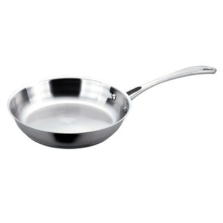Copper Clad 10-inch Stainless Steel Fry Pan